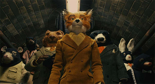 Cinelation Movie Reviews By Christopher Beaubien Movie Review Fantastic Mr Fox 2009