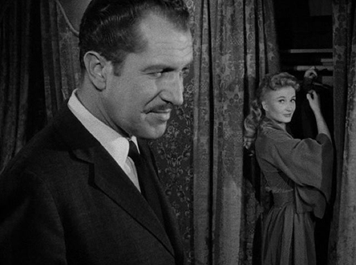 Review: HOUSE ON HAUNTED HILL (1959 + 1999) and The Curse of Colorization!